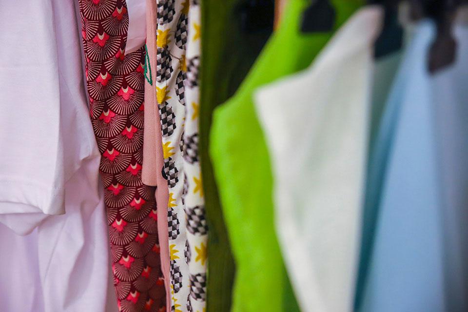 produits textile Le Prieuré