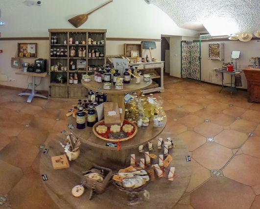 Boutique de produits artisanaux du Prieuré