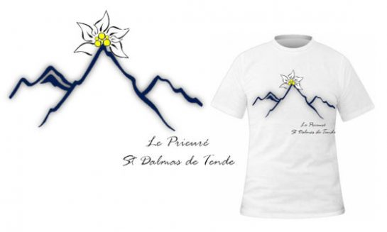 T-shirt Edelweiss
