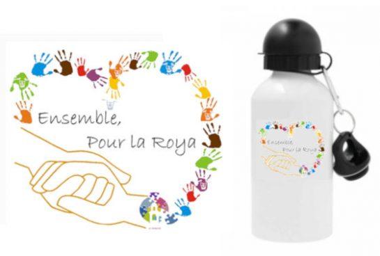 Gourde Ensemble pour la Roya