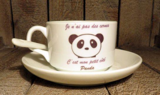 Tasse panda