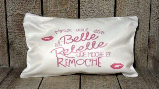 Trousse Belle et Rebelle