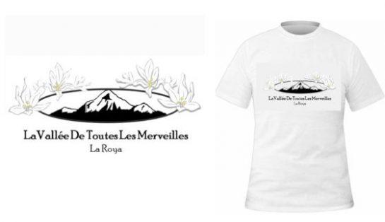 T-shirt Vallée des merveilles